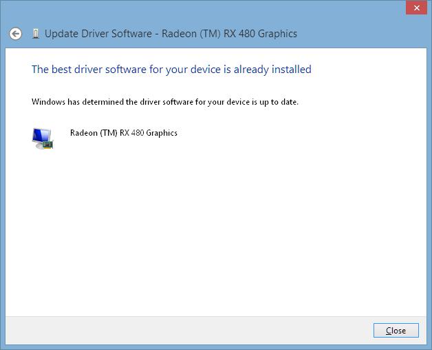 Installing Radeon Adrenalin 2020 Drivers On Windows 8 1